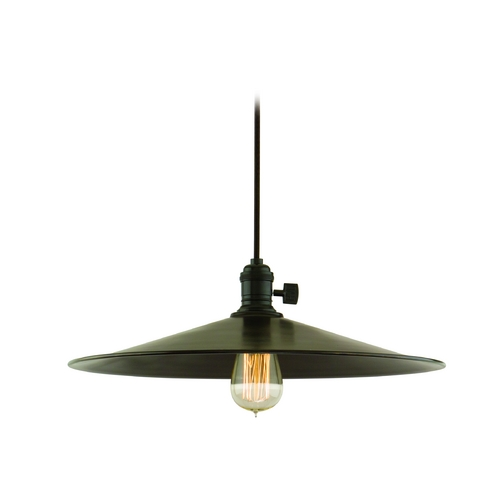 Hudson Valley Lighting Pendant Light in Aged Brass Finish 8002-AGB-ML1