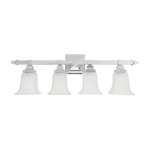 Capital Lighting Capital Lighting Chrome Bathroom Light 1064CH-142