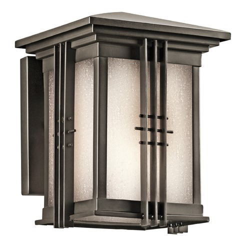 Kichler Lighting Kichler Lighting Portman Square Outdoor Wall Light 49157OZFL