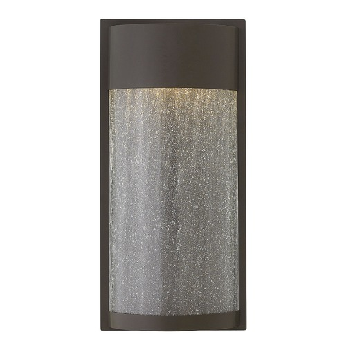 Hinkley Lighting Hinkley Lighting Shelter Buckeye Bronze LED Outdoor Wall Light 1344KZ