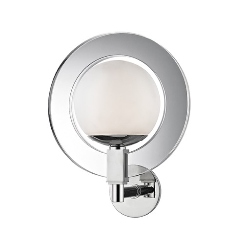 Hudson Valley Lighting Hudson Valley Lighting Caswell Polished Nickel LED Sconce 5101-PN
