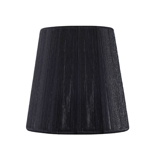 Design Classics Lighting Clip-On Empire Black Lamp Shade SH9593