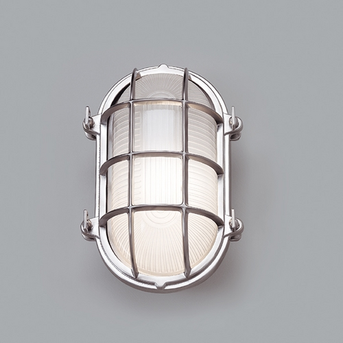 Norwell Lighting Norwell Lighting Mariner Chrome Outdoor Wall Light 1101-CH-FR