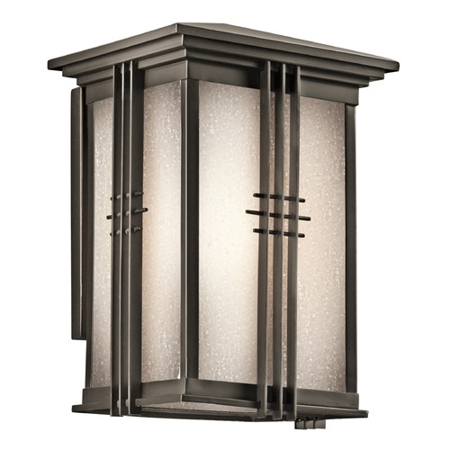 Kichler Lighting Kichler Lighting Portman Square Outdoor Wall Light 49158OZFL