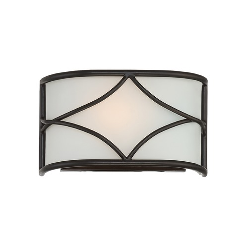 Designers Fountain Lighting Designers Fountain Avara Oil Rubbed Bronze Sconce 88601-ORB