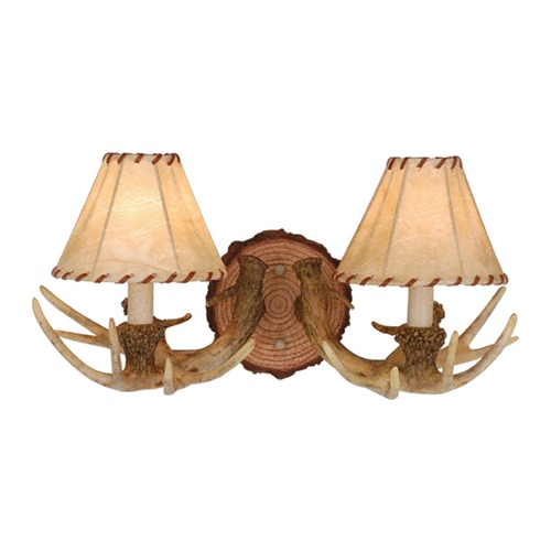 Vaxcel Lighting Lodge Noachian Stone Sconce by Vaxcel Lighting WL33042NS