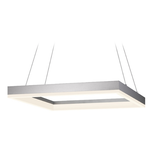 Sonneman Lighting Sonneman Lighting Corona Satin Black LED Pendant Light 2304.25