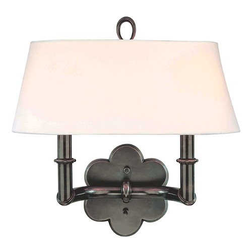 Hudson Valley Lighting Hudson Valley Lighting Pomona Antique Nickel Sconce 922-AN