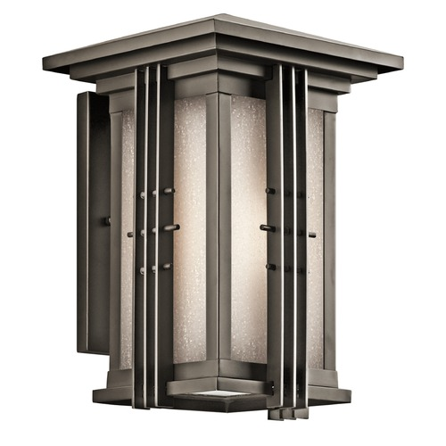 Kichler Lighting Kichler Lighting Portman Square Outdoor Wall Light 49159OZFL