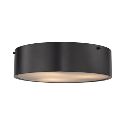 Elk Lighting Elk Lighting Clayton Oil Rubbed Bronze Flushmount Light 45320/3