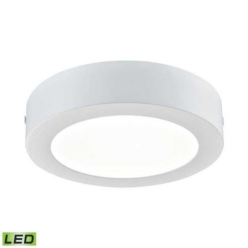 Alico Industries Lighting Alico Lighting Ringo Matte White LED Flushmount Light FML5150-AC-30