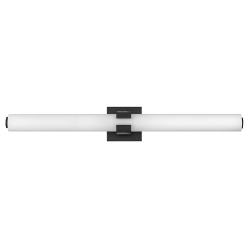 Hinkley Hinkley Aiden Black LED Vertical Bathroom Light 53063BK