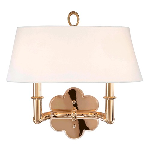 Hudson Valley Lighting Hudson Valley Lighting Pomona Polished Brass Sconce 922-PB