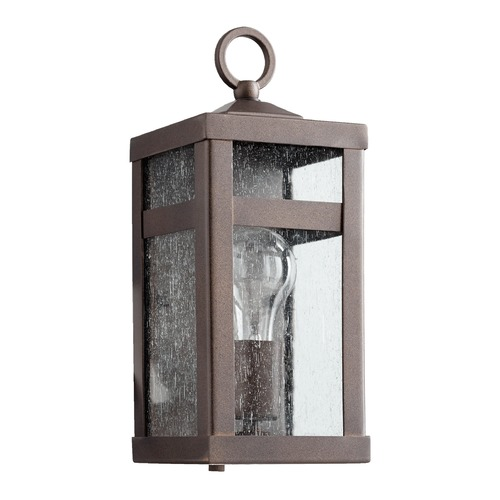 Quorum Lighting Quorum Lighting Clermont Oiled Bronze Outdoor Wall Light 772-86