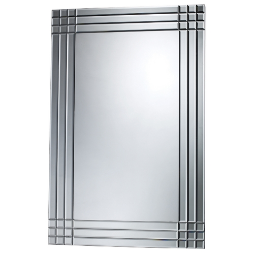 Sterling Lighting Darien Rectangle 23-Inch Mirror DM1942