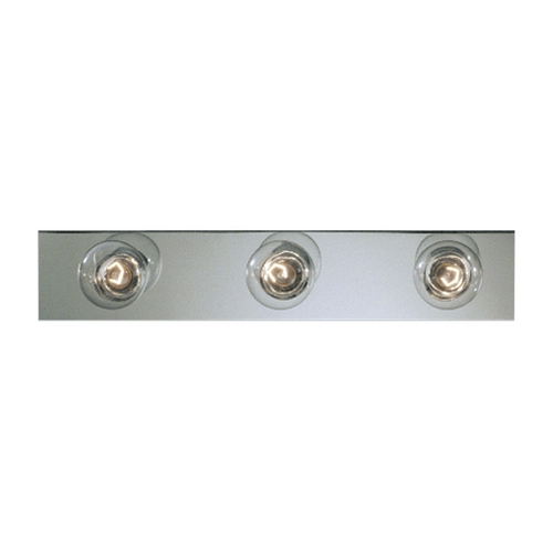 Progress Lighting Progress Bathroom Light in Chrome Finish P3114-15