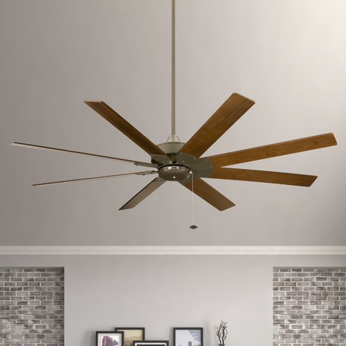 Fanimation Fans Ceiling Fan Without Light in Oil-Rubbed Bronze Finish FP7910OB
