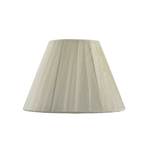 Design Classics Lighting Clip-On Empire Pleated Opaque Lemon Lamp Shade SH9589
