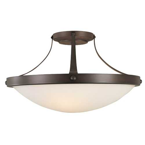Feiss Lighting Semi-Flush Ceiling Light SF187ORB