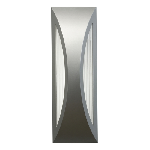 Kichler Lighting Kichler Lighting Cesya Platinum LED Outdoor Wall Light 49436PL