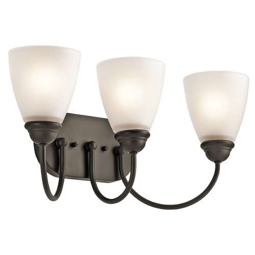 Kichler Lighting Kichler Lighting Jolie Bathroom Light 45639OZ