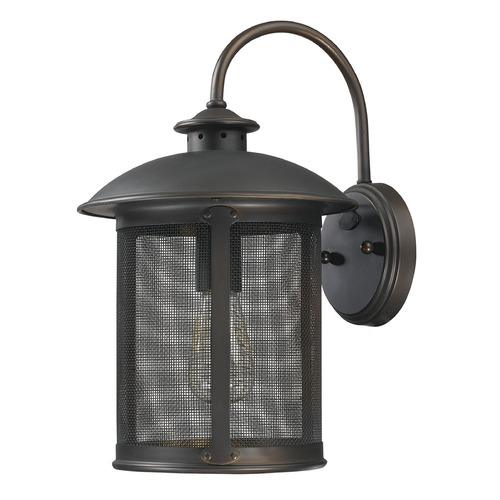 Capital Lighting Capital Lighting Dylan Old Bronze Outdoor Wall Light 9612OB