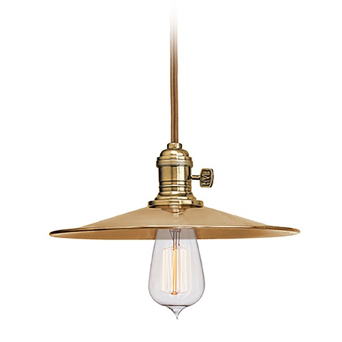 Hudson Valley Lighting Mini-Pendant Light 8002-AGB-MS1