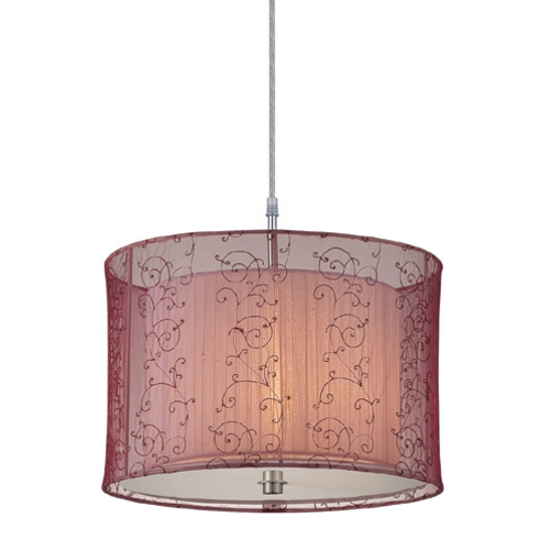 Lite Source Lighting Lite Source Lighting Vicky Pendant Light LS-19610