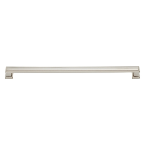 Atlas Homewares Modern Cabinet Pull in Polished Nickel Finish 337-PN