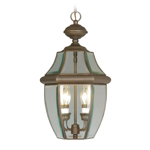 Livex Lighting Livex Lighting Monterey Imperial Bronze Outdoor Hanging Light 2255-07