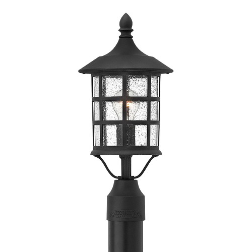 Hinkley Lighting Hinkley Lighting Freeport Black Post Light 1807BK
