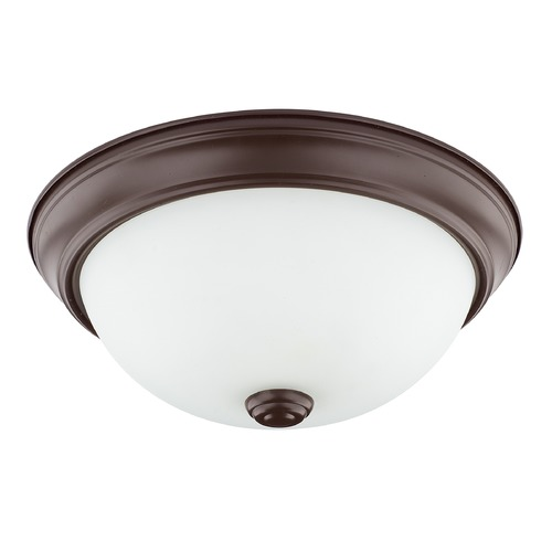 HomePlace by Capital Lighting HomePlace Lighting Ceiling Bronze Flushmount Light 214721BZ