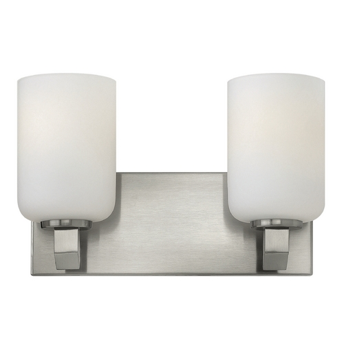 Hinkley Lighting Hinkley Lighting Skylar Brushed Nickel Bathroom Light 54132BN