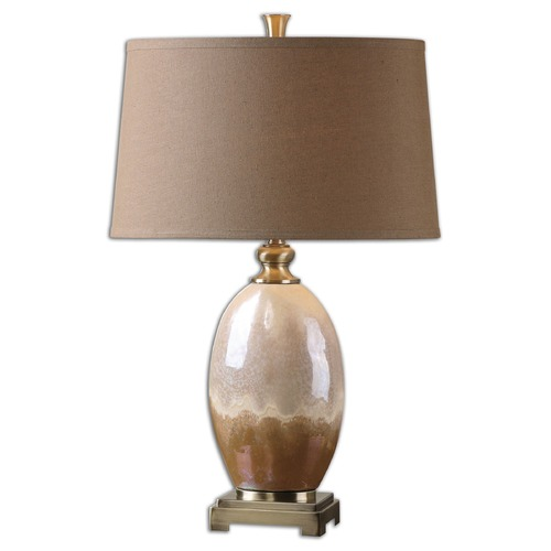 Uttermost Lighting Uttermost Eadric Ceramic Table Lamp 26156