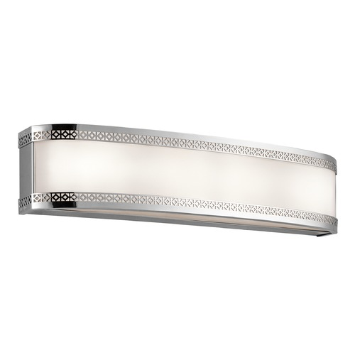 Kichler Lighting Kichler Lighting Contessa LED Bathroom Light 45853CHLED