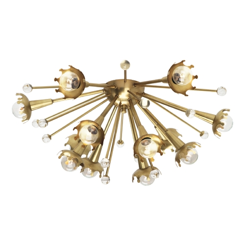 Robert Abbey Lighting Robert Abbey Jonathan Adler Sputnik Flushmount Light 711
