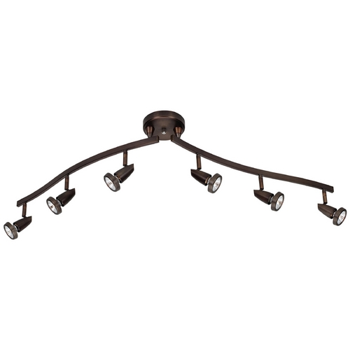 Access Lighting Modern Directional Spot Light in Bronze Finish 52226-BRZ