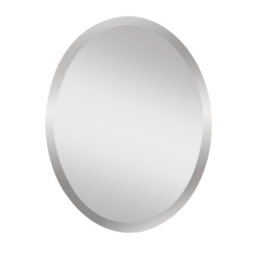 Feiss Lighting Infinity Oval 22-Inch Mirror MR1151