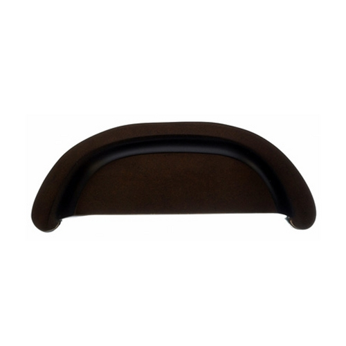 Top Knobs Hardware Cabinet Pull in Mahogany Bronze Finish M1413