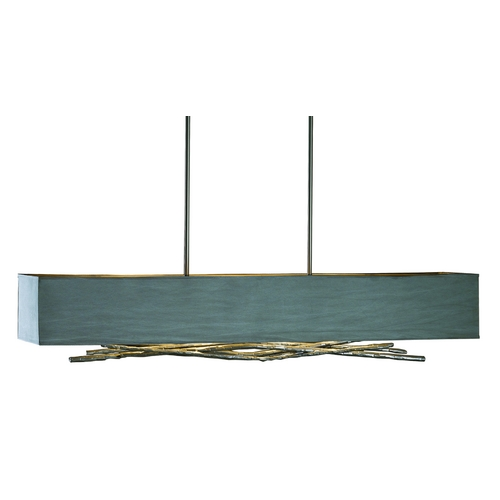 Hubbardton Forge Lighting Adjustable Pendant Light with Four Lights 137660-08-591