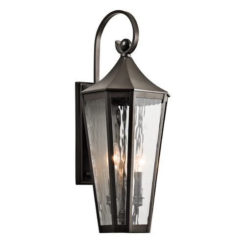Kichler Lighting Kichler Lighting Rochdale Olde Bronze Outdoor Wall Light 49513OZ