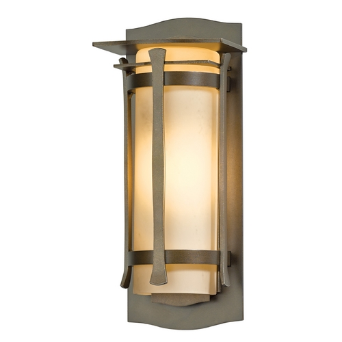 Hubbardton Forge Lighting Hubbardton Forge Lighting Sonoran Bronze Outdoor Wall Light 307105-SKT-05-HH0247