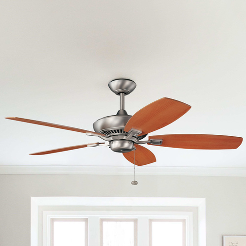 Kichler Lighting Kichler 44-Inch Ceiling Fan with Five Blades 300107NI
