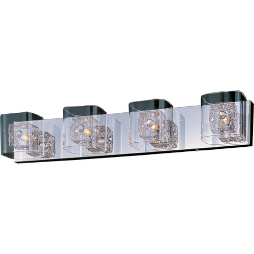 ET2 Lighting Gem Polished Chrome Bathroom Light E22834-18PCPC