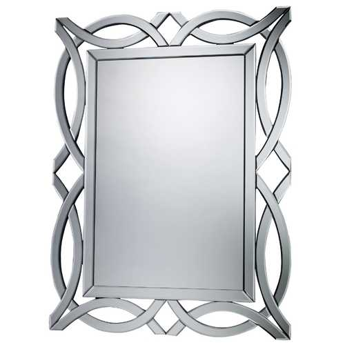 Sterling Lighting Miramar Rectangle 32-Inch Mirror DM1941