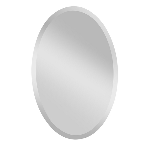 Feiss Lighting Infinity Oval 24-Inch Mirror MR1153