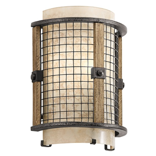 Kichler Lighting Kichler Lighting Ahrendale Sconce 43586AVI