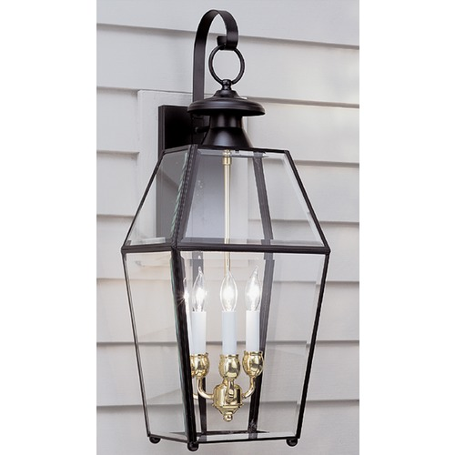 Norwell Lighting Norwell Lighting Olde Colony Verde Outdoor Wall Light 1067-VE-BE