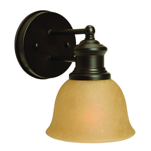 Jeremiah Lighting Jeremiah Light Rail Oiled Bronze Sconce 19805OB1