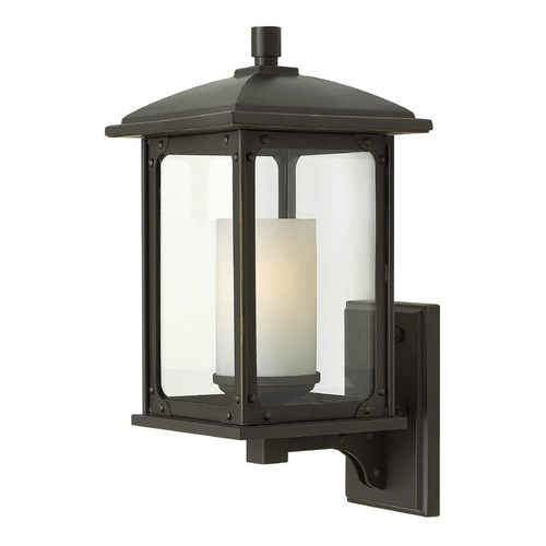 Hinkley Lighting Hinkley Lighting Stanton Oil Rubbed Bronze Outdoor Wall Light 2470OZ